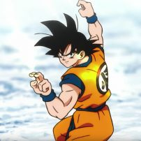 Goku Leaps into Action in Dragon Ball Super Anime Film Teaser