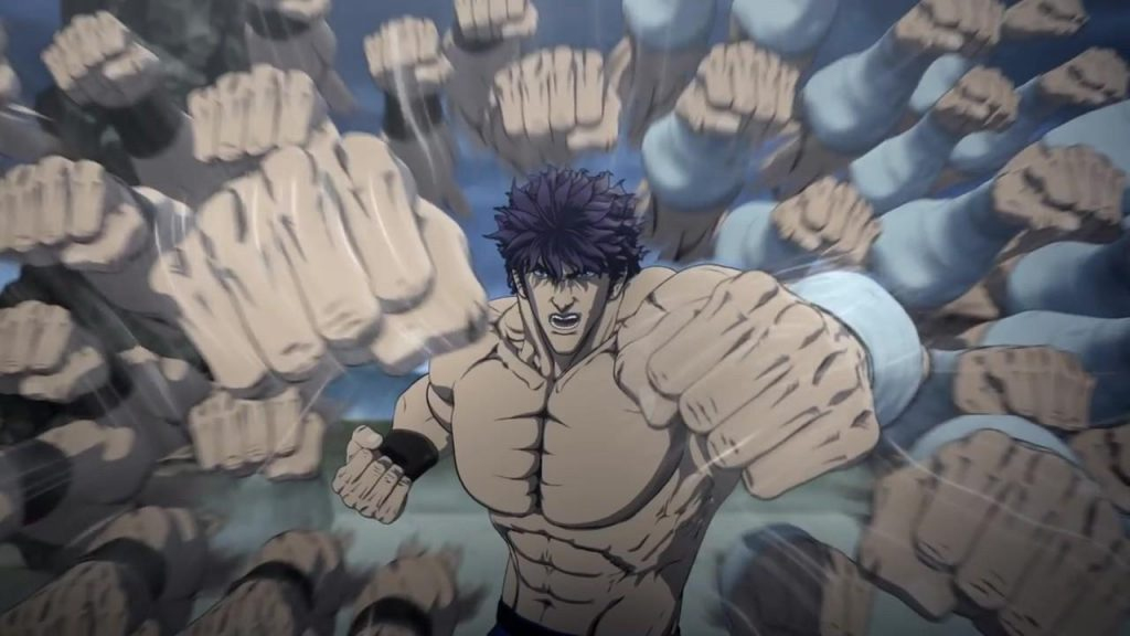 Fist of the Blue Sky REGENESIS Anime Throws Down in Subbed Promo