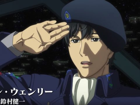 Meet the Cast of the New The Legend of the Galactic Heroes Anime
