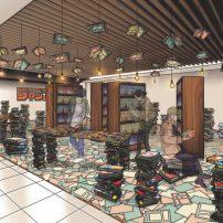 Shonen Jump 50th Anniversary Exhibition to Include Massive Manga Library