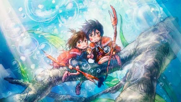 Studio Ponoc Announces Series of Anime Short Films