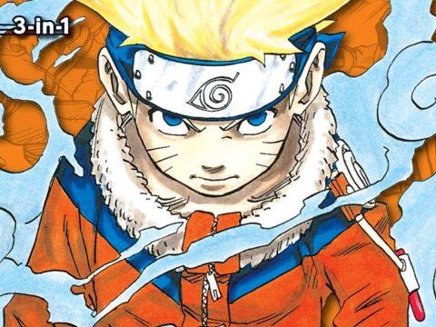 Naruto Author is Hard at Work on New Serialized Manga