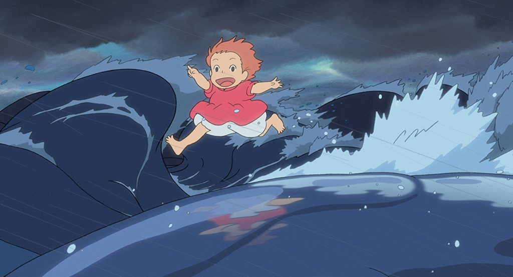 Studio Ghibli's Ponyo Celebrates 10th Anniversary in Theaters