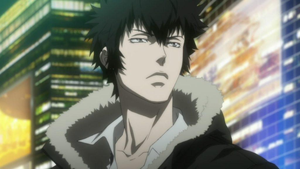 Psycho-Pass Meets Godzilla in AnimeJapan Visual