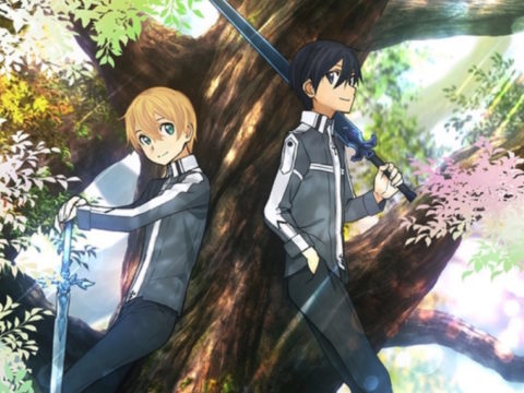 Sword Art Online Season 3 Premieres in October