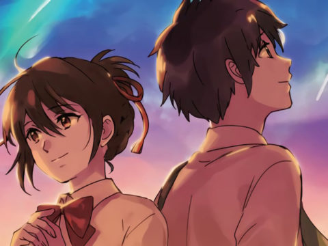 [Manga Review] your name. Vol. 1