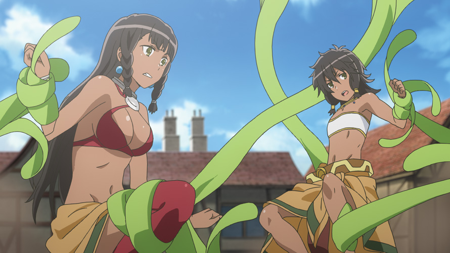 [Review] Sword Oratoria: Is It Wrong to Try to Pick Up Girls in a Dungeon? On the Side
