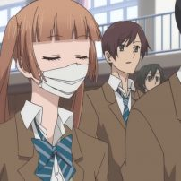 Jam with the Anonymous Noise Anime on Blu-Ray