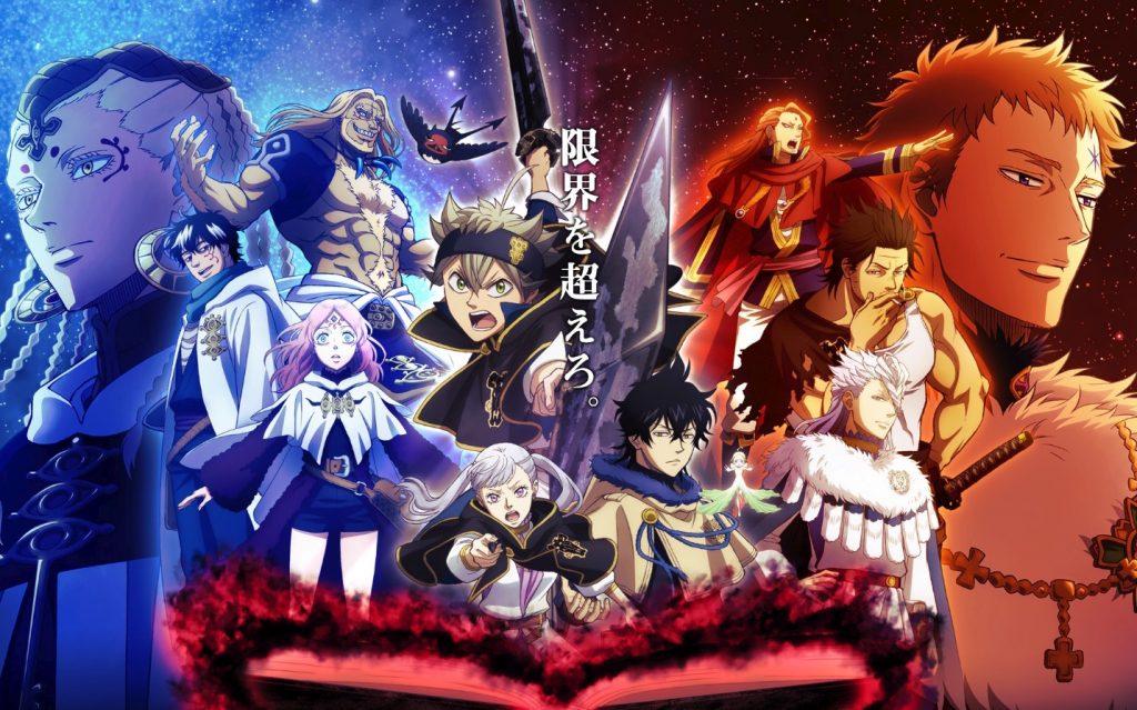 Minami Tsuda Joins Black Clover Anime Cast