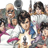 City Hunter Manga Inspires New Spinoff Series