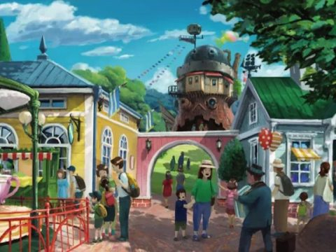 Ghibli Theme Park Construction to Begin This July
