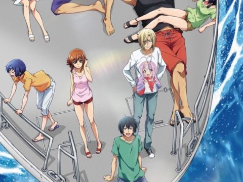 Grand Blue Dreaming Anime Lines Up Cast