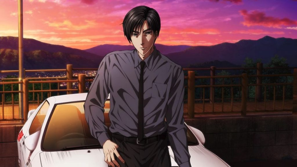 Rev Up for the Final Showdown in Initial D Legend 3: Dream
