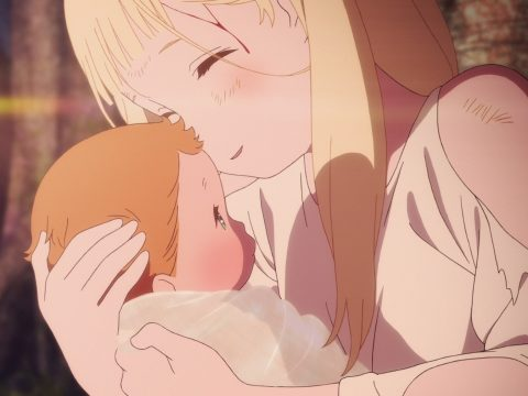 Maquia Anime Film Gets Deluxe Blu-ray Treatment in March
