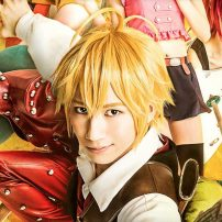 Seven Deadly Sins Stage Play Cast Hop in Costume for Visual