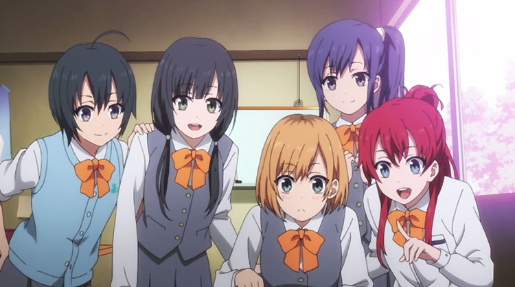 Shirobako, The Anime About Making Anime, Gets Film Sequel