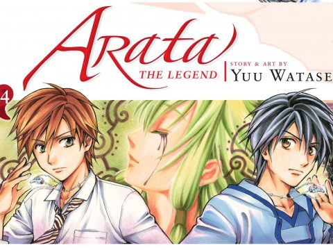 Date Has Been Decided For Arata Manga's Return After Hiatus
