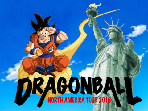 Dragon Ball Tour Brings a New Experience to North America This Summer!