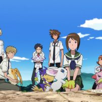 New Digimon Project Announced as Final tri. Film Debuts