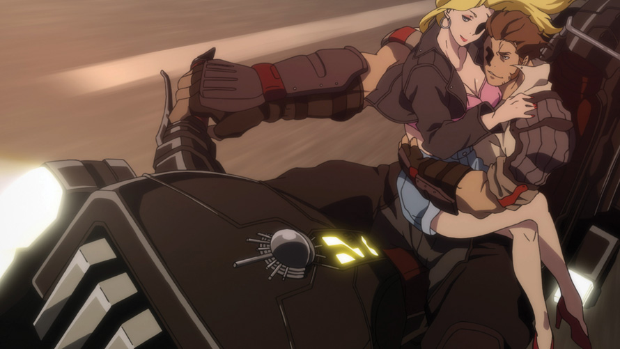 Garo: Vanishing Line [Review]