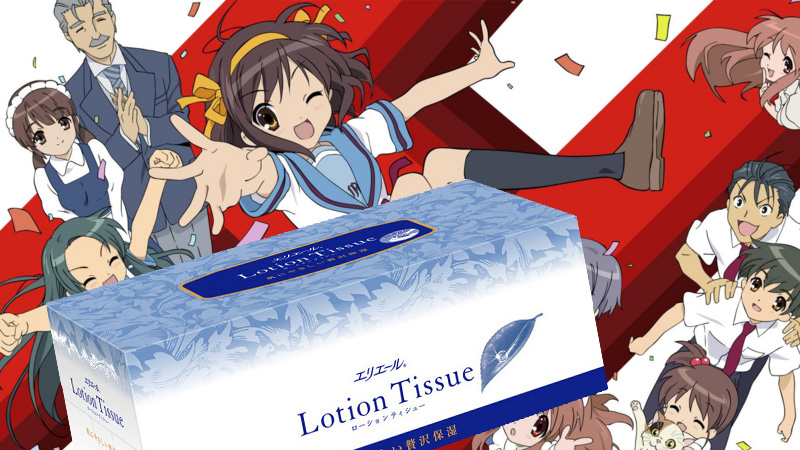 Haruhi VA Ate Tissues To Survive Her Early Anime Career