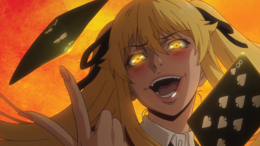 The High-Stakes Livin' of Kakegurui