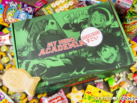 My Hero Academia Gets Its Own Japan Crate This June