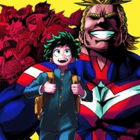 My Hero Academia Author is Coming to Comic-Con