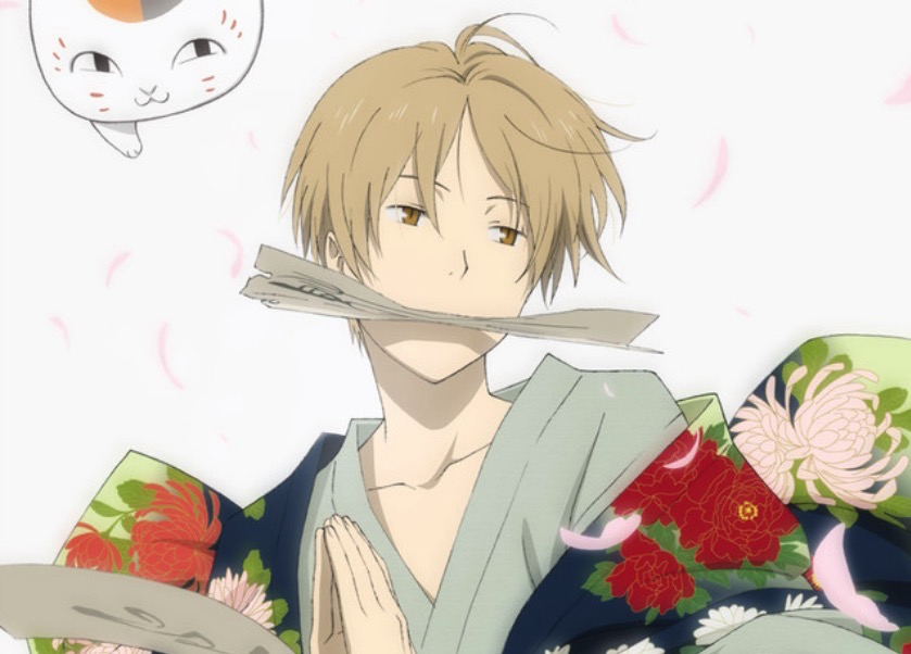 Natsume's Book of Friends Anime Film Previewed in Clip