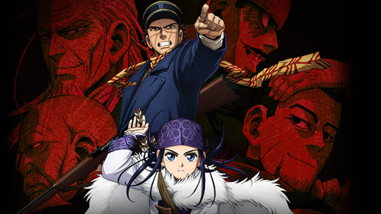 Golden Kamuy OAD Reels in New Cast Members