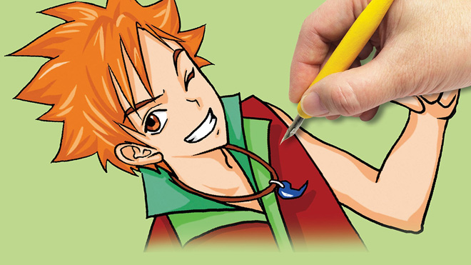 Enter to Win a Copy of Manga Art for Intermediates!