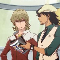 Tiger & Bunny Anime Hypes Return with Six Character Visuals