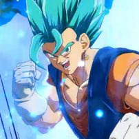 Dragon Ball FighterZ Welcomes SSGSS Vegito
