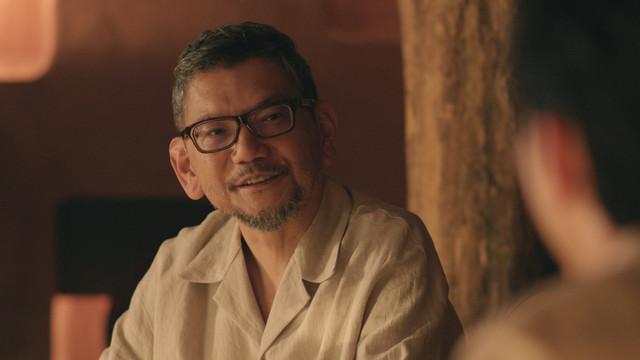 Evangelion Creator Hideaki Anno Stars in Beer Commercial