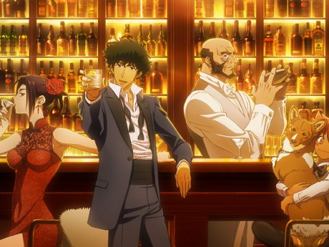 Cowboy Bebop Cafe Celebrates 20th Anniversary With Food, Tunes [Photo Report]