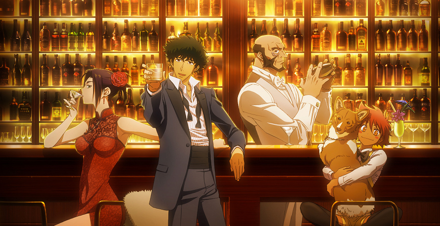 Cowboy Bebop Cafe Celebrates 20th Anniversary With Food, Tunes