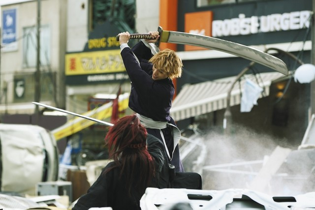 New Stills from Live-Action Bleach Film Revealed