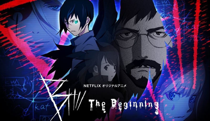Netflix Original Anime B: The Beginning Gets Second Season