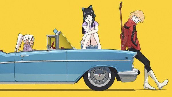 Subtitled Version of FLCL 2 and 3 Delayed Until November