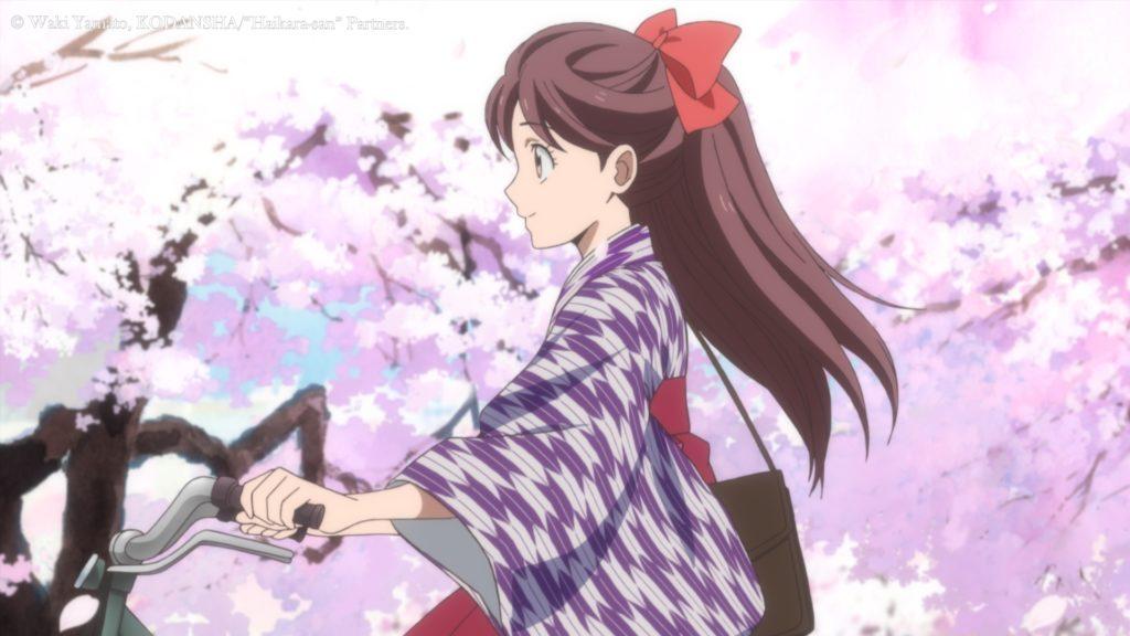 Haikara-San: Here Comes Miss Modern Celebrates Taisho-Era Turbulence
