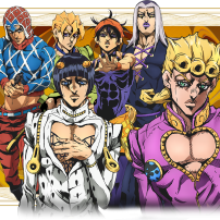 JoJo's Bizarre Adventure: Golden Wind Anime Lines Up New OP