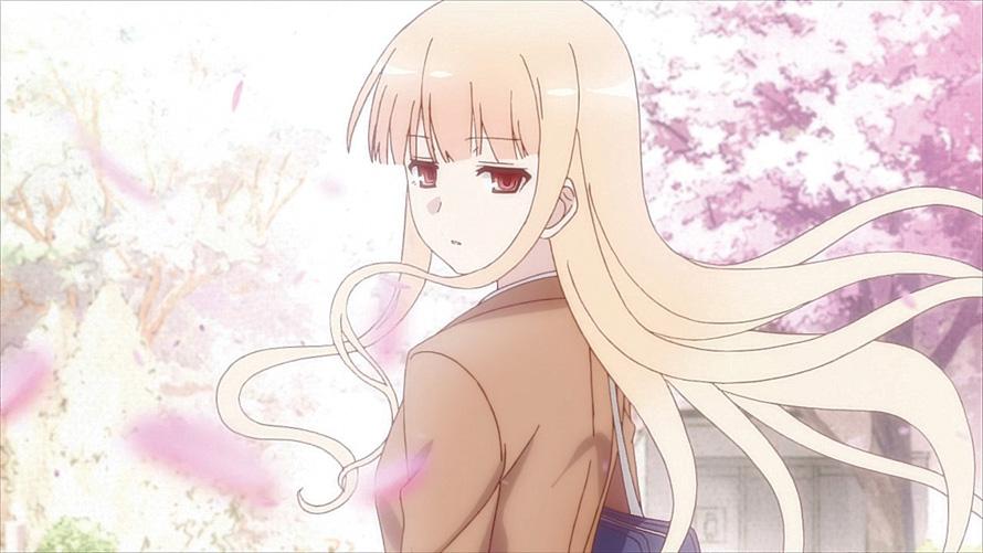 Ms. Koizumi anime