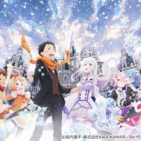 "New Re:Zero ""Memory Snow"" OVA to Debut in October"