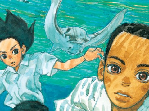 Children of the Sea Manga Gets Anime Film from Studio 4°C