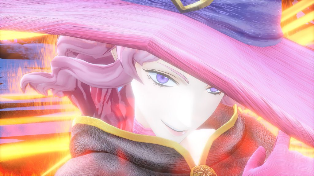 See Black Clover: Quartet Knights' Vanessa in Action