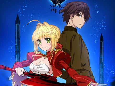 Fate/Extra Last Encore Hits Netflix in the U.S.