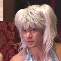 Gintoki Dresses as a Hostess in Live-Action Gintama 2 Making of Clip