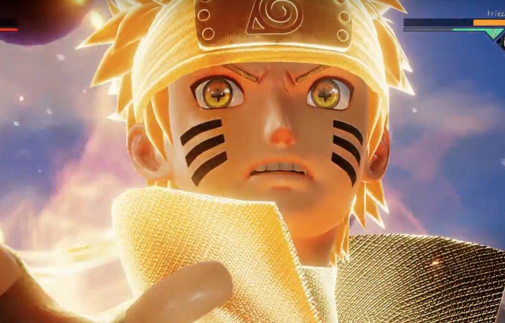 Watch the JUMP FORCE Roster Do Battle in Supercut Trailer