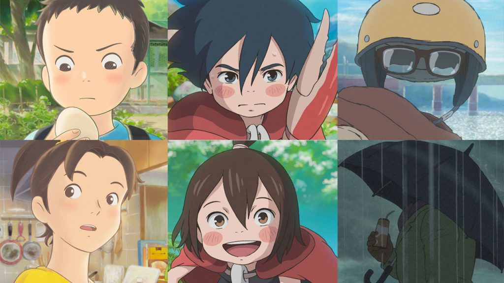 Modest Heroes, Studio Ponoc's Theatrical Anthology Film, Gets Full Trailer