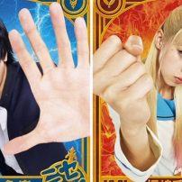 Nisekoi Live-Action Film Previewed in New Cast Photos